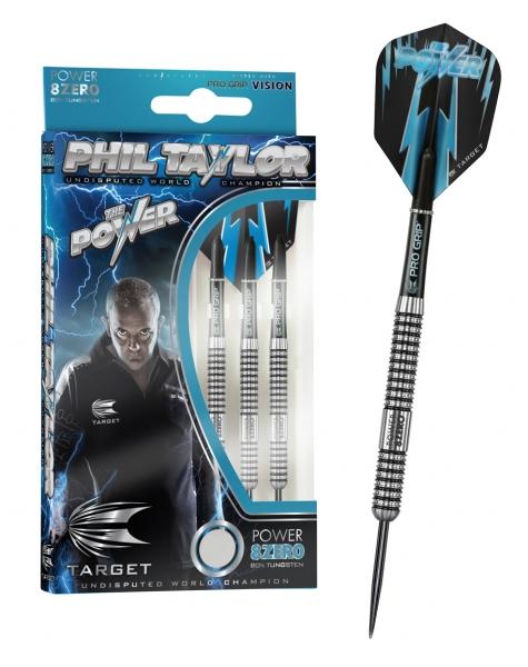 Target Phil Taylor Power 8zero Steeldarts